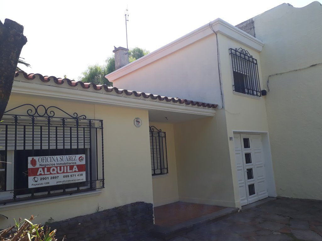 Alquiler  Montevideo Prado